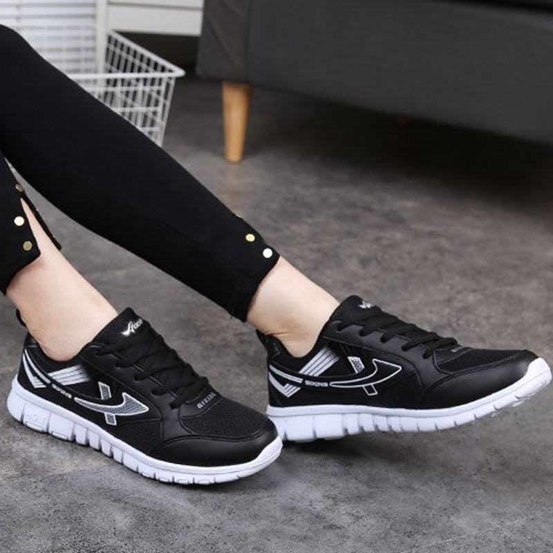 Running Athletic Shoes For Women Lightweight Sneakers Jogging Gym Non Slip Girls Shoes