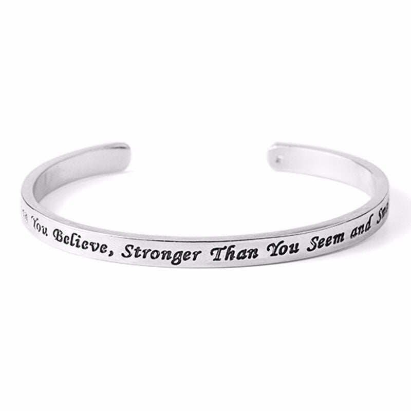 Inspirational Bangles for Women and Men
