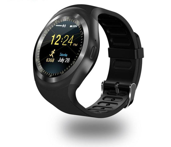 Business Smart Watch Men & Women Support Nano SIM&TF Card With Bluetooth 3.0  For IOS Android