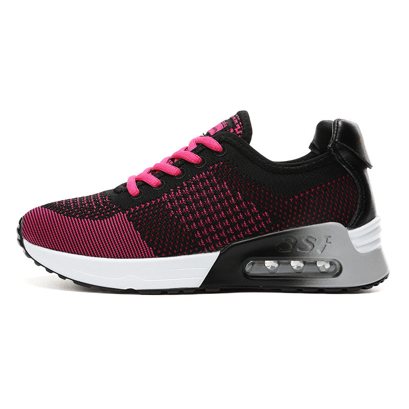 Air Max Cushion Womens Sports Shoes Jogging Outdoor Ladies Sneaker Breathable
