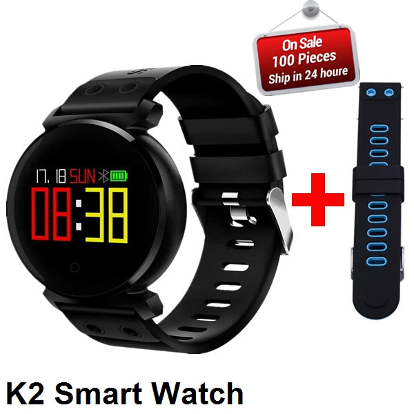 Smart Watch Heart Rate Monitor Blood Oxygen Detection Smart Bracelet Waterproof Smart Bracelet