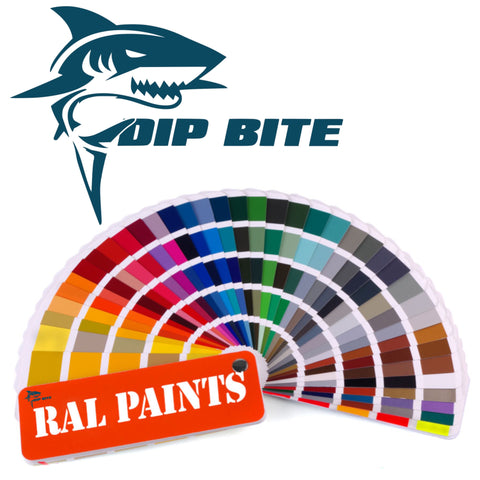 Dip Bite® RAL Hydrographic Paint