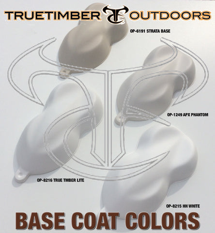 TRUE TIMBER ® BASE COAT PAINT
