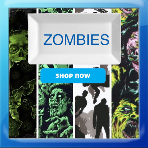 ZOMBIES HYDROGRAPHIC FILM