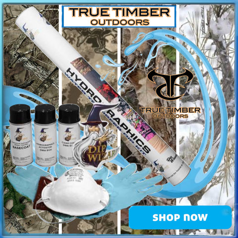 DIP WIZARD TRUE TIMBER DIP KITS