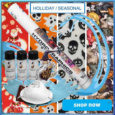 DIP WIZARD HOLLIDAY SEASONAL DIP KITS