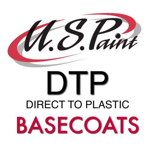 US PAINTS DTP (direct to plastic ) BASE COAT PAINT