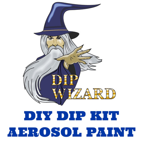 DIP WIZARD HYDROGRAPHIC PAINT