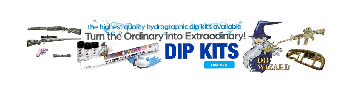 Dip Pros Hydrographic Film Paint Tank Supply Company