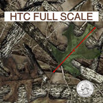 TRUE TIMBER HTC FULL SCALE HYDROGRAPHIC FILM