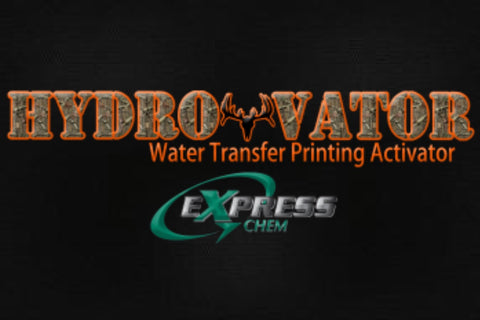 HYDROVATOR HYDROGRAPHIC ACTIVATOR