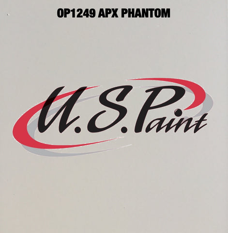 US PAINT DTP OP1249 APX PHANTOM BASE COAT PAINT