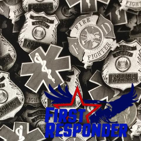 DIP WIZARD HYDROGRAPHIC DIP KIT FIRST RESPONDERS