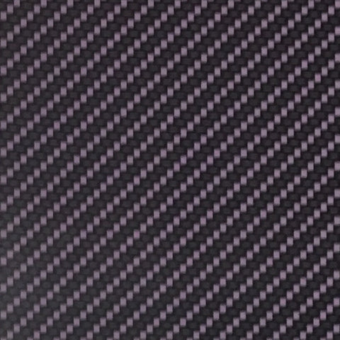 ELECTRIC VIOLET PURPLE CARBON FIBER