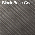 MINI CHARCOAL/CLEAR METALLIC CARBON FIBER WEAVE