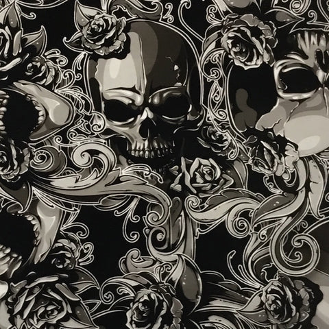 CHROME DOME SKULLS