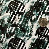 WE THE PEOPLE SKULLS HYDROGRAPHIC FILM