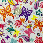 DIP WIZARD HYDROGRAPHIC DIP KIT PAISLEY BUTTERFLIES
