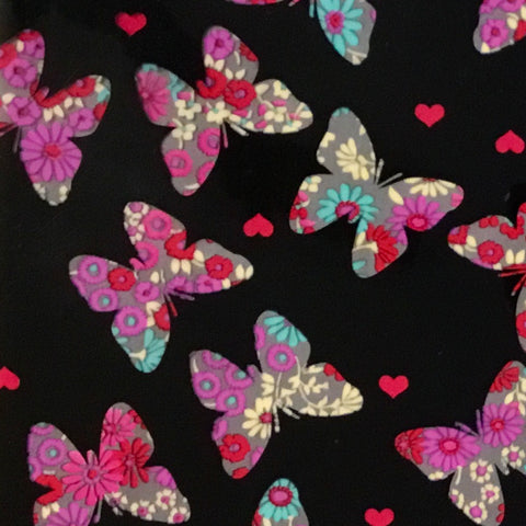 HEARTS & BUTTERFLIES
