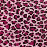 PINK CHEETAH FUR