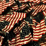 HYDROGRAPHIC FILM WE THE PEOPLE FLAG