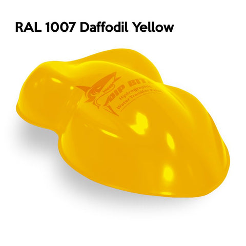 DIP BITE HYDROGRAPHIC PAINT RAL 1007 DAFFODIL YELLOW