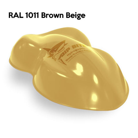 DIP BITE HYDROGRAPHIC PAINT RAL 1011 BROWN BEIGE