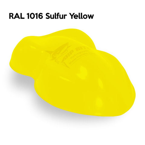DIP BITE HYDROGRAPHIC PAINT RAL 1016 SULFUR YELLOW