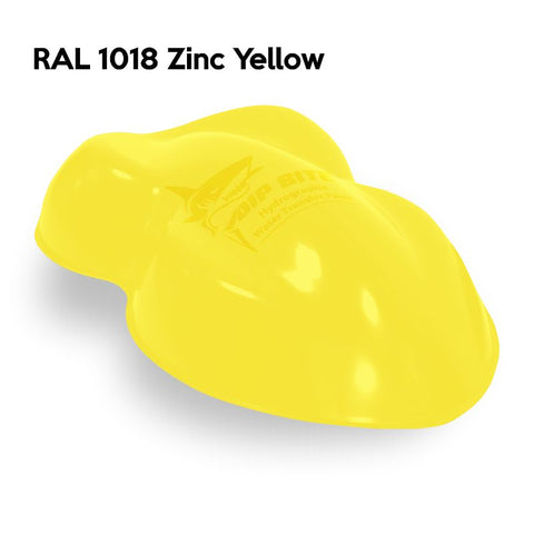 DIP BITE HYDROGRAPHIC PAINT RAL 1018 ZING YELLOW