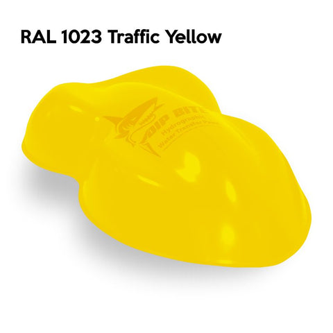DIP BITE HYDROGRAPHIC PAINT RAL 1023 TRAFFIC YELLOW