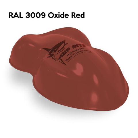 DIP BITE HYDROGRAPHIC PAINT RAL 3009 OXIDE RED