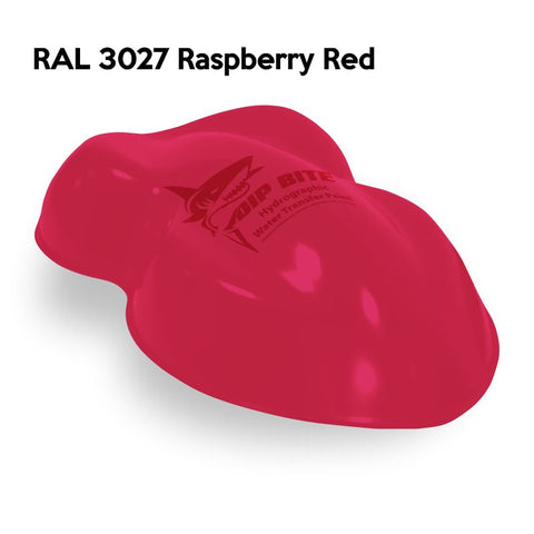 DIP BITE HYDROGRAPHIC PAINT RAL 3027 RASPBERRY RED