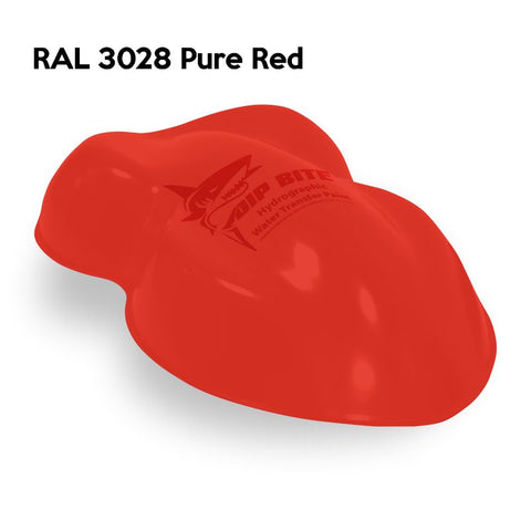 DIP BITE HYDROGRAPHIC PAINT RAL 3028 PURE RED