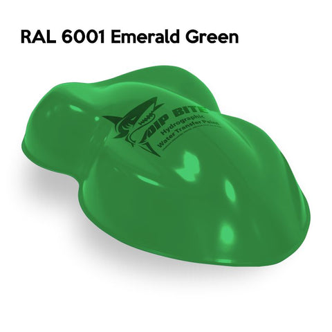 DIP BITE HYDROGRAPHIC PAINT RAL 6001 EMERALD GREEN
