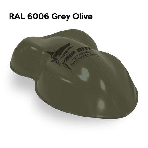 DIP BITE HYDROGRAPHIC PAINT RAL 6006 GREY OLIVE