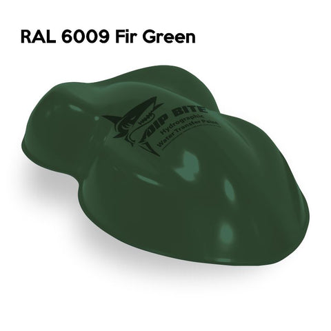 DIP BITE HYDROGRAPHIC PAINT RAL 6009 FIR GREEN