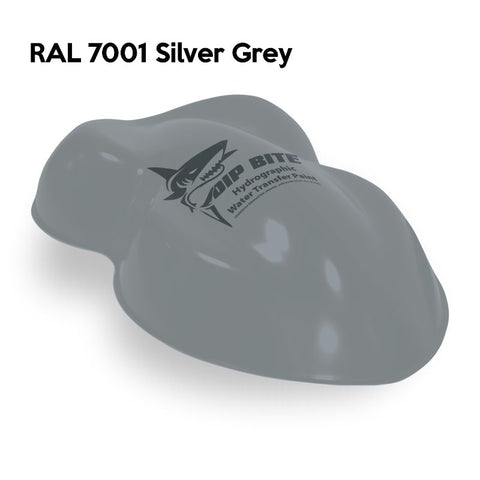 DIP BITE HYDROGRAPHIC PAINT RAL 7001 SILVER GREY