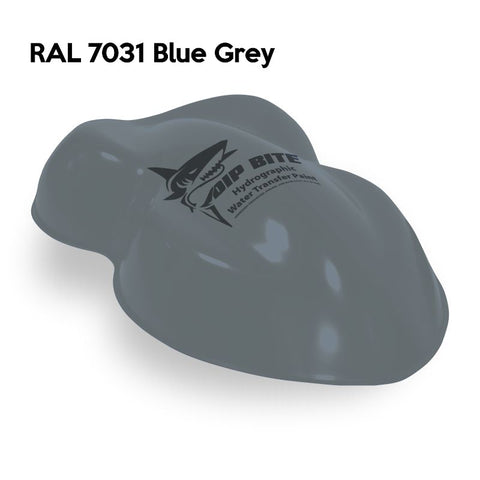 DIP BITE HYDROGRAPHIC PAINT RAL 7031 BLUE GREY