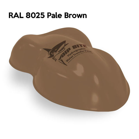 DIP BITE HYDROGRAPHIC PAINT RAL 8025 PALE BROWN