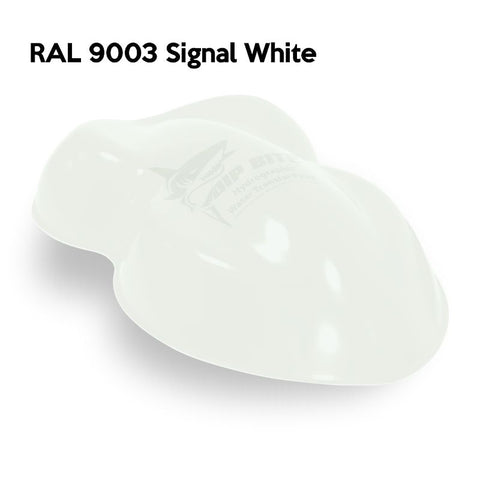 DIP BITE HYDROGRAPHIC PAINT RAL 9003 SIGNAL WHITE
