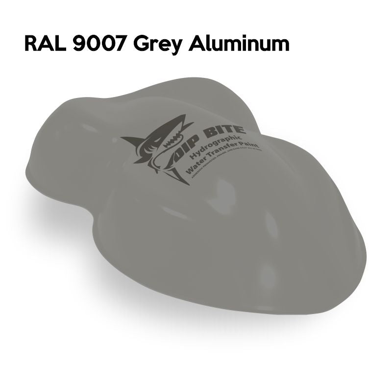 DIP BITE HYDROGRAPHIC PAINT RAL 9007 GREY ALUMINUM