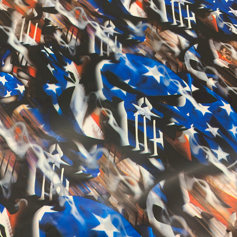 AMERICAN PUNISHER SKULLS HYDROGRAPHIC FILM