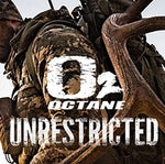 O2 OCTANE HYDROGRAPHIC FILM BY TRUE TIMBER
