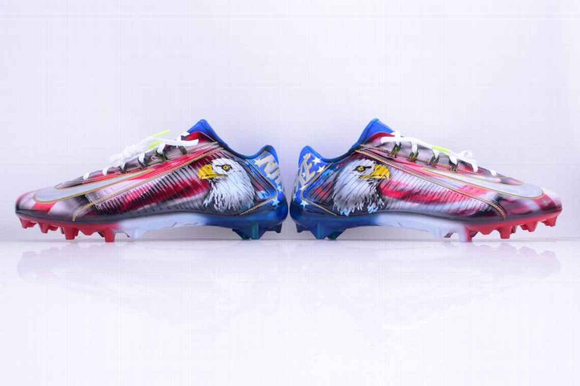 ESPN: Giants WRs to honor 9/11 anniversary with patriotic cleats