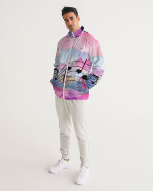 Utah Men's Windbreaker