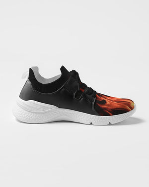 K_o 2 Fire Men's Two-Tone Sneaker