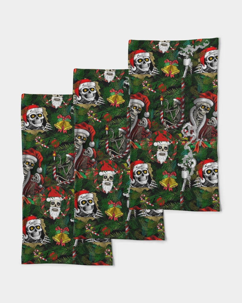 Scary Christmas Neck Gaiter Set of 3