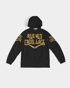 Ruined Logo  Men's Windbreaker
