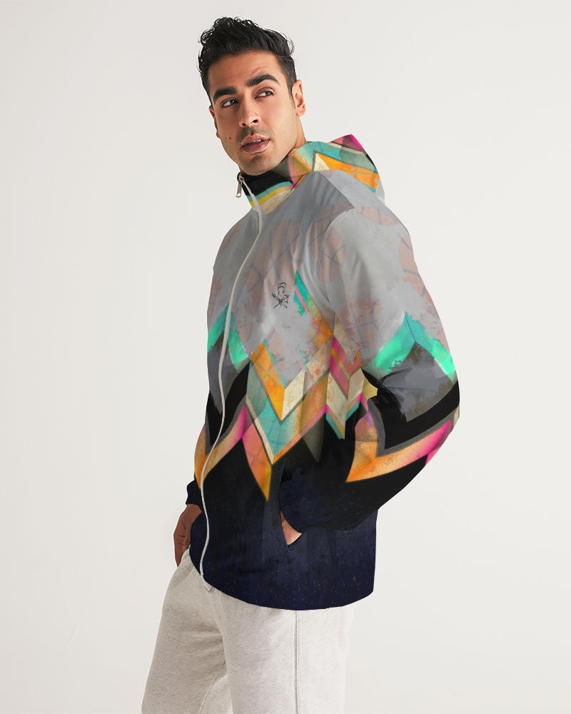 San Antonio Men's Windbreaker