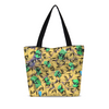 Cash Canvas Zip Tote